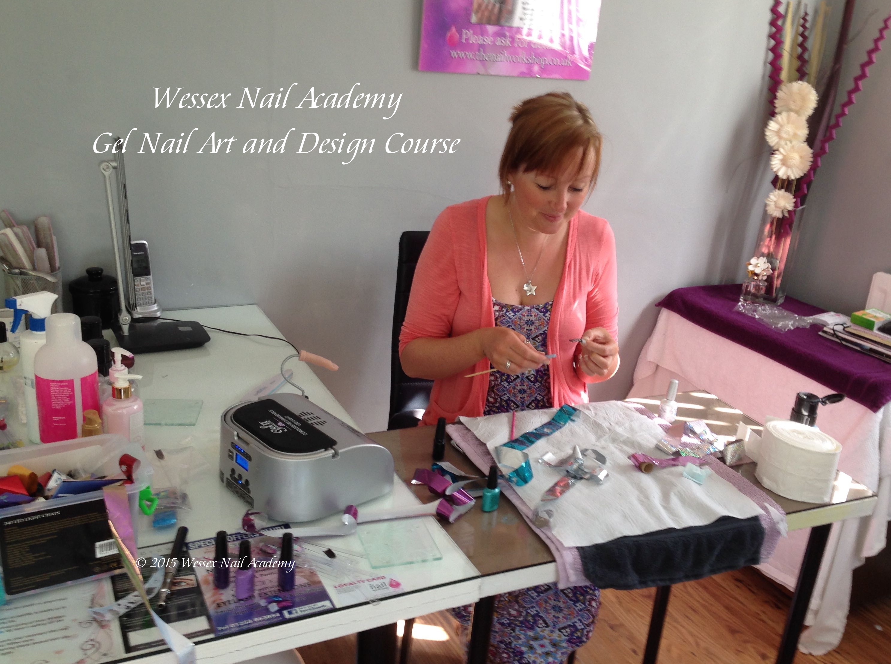 Wessex nail academy nail training course gallery nail art course nail extension training nail training course wessex nail academy okeford prinsesfo Image collections
